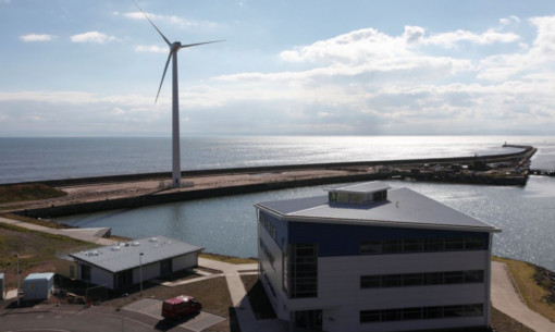 Levenmouth Community Energy Projects Hydrogen Office.