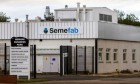 The Semefab plant at Eastfield Industrial Estate in Glenrothes.