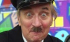 Lewis played Blakey in the sitcom.