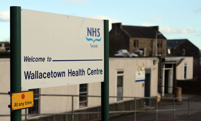 Wallacetown Health Centre has two unfilled vacancies for GPs.