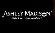 """The Ashely Madison logo urges people to """"have an affair""""  advice plenty of locals have tried to follow."""
