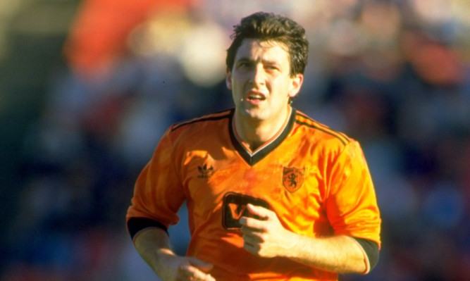 Ralph Milne was part of Dundee United's title-winning side.