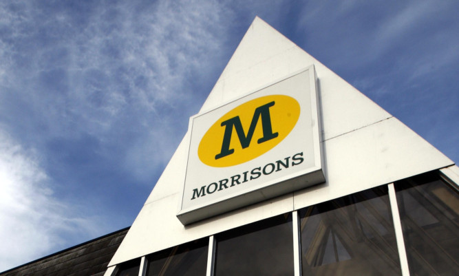 A Morrisons shop in Essex. P.A Photo Sean Dempsey.