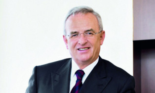 VW CEO Martin Winterkorn was forced to apologise over the damaging emissions scandal.