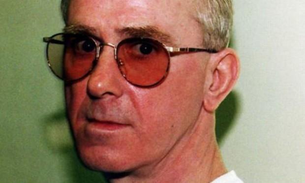 Robert Mone pictured in prison.