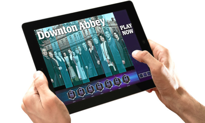 Tag Games in Dundee have joined up with a top US games developer to produce Downton Abbey: Mysteries of the Manor.
