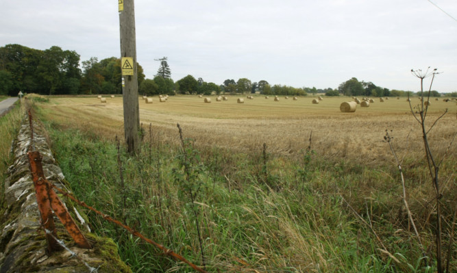 The development will be sited on land north of Pressock Farm, Guthrie.
