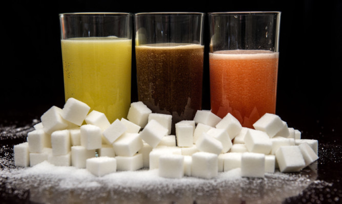 Jamie Oiver wants a new levy on sugary drinks.