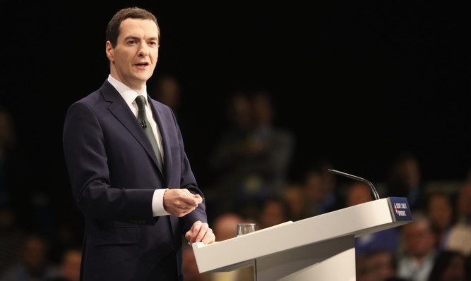 George Osborne - Gideon as he was once known - is coming under increasing pressure.
