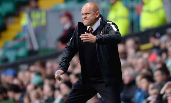 Mixu Paatelainen demands more from his players at Celtic Park.