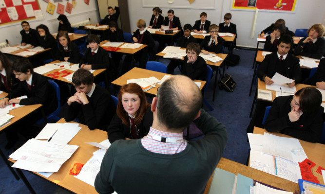 The EIS says teachers' workloads have become unmanagable.