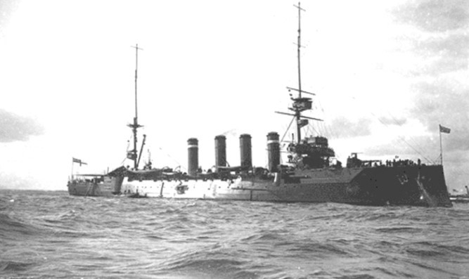 Light shed on wartime disaster 100 years after ship