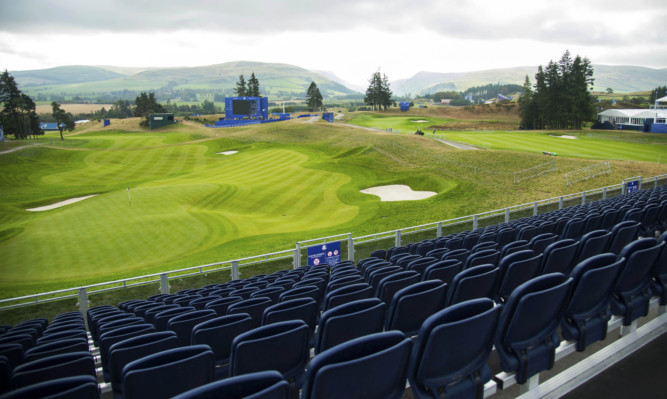 Gleneagles will host the competition in 2019.