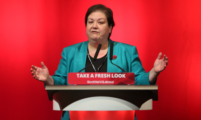 Jackie Baillie described the SNP Governments position as embarrassing.