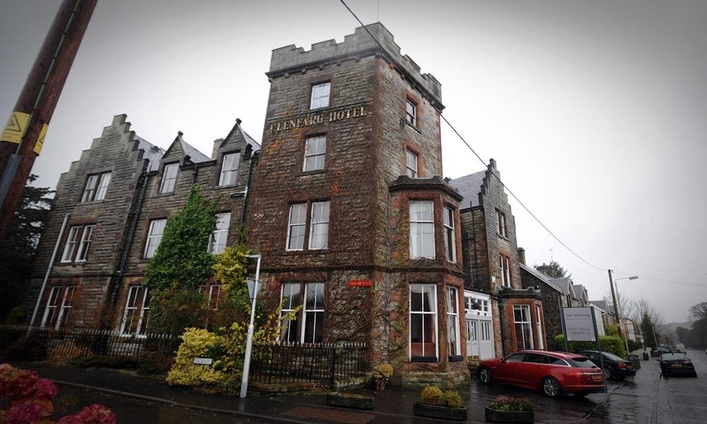 Glenfarg Hotel.