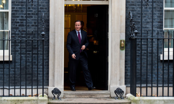 David Cameron is calling on MPs to back his calls for air strikes in Syria.