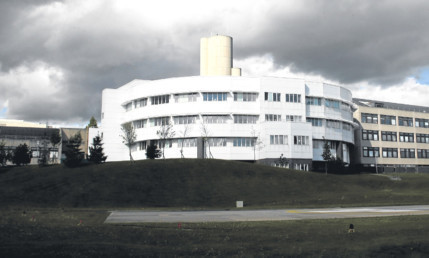 The plan would offset some of Ninewells Hospital's huge power bills.