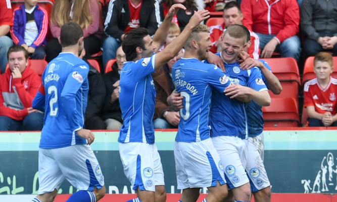 St Johnstone are enjoying an excellent campaign so far  and are a team full of character and commitment.