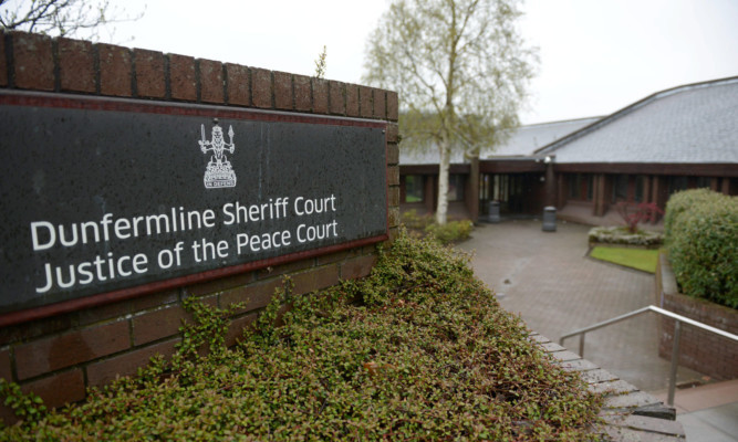 Image result for dunfermline sheriff court