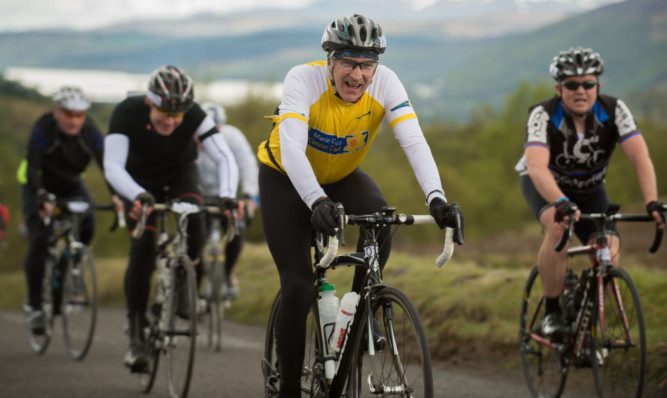 The charity challenge is now one of the most anticipated events in the amateur cycling year.