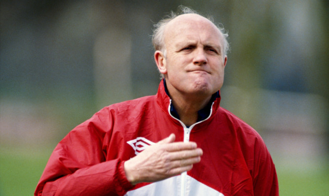 Don Howe.
