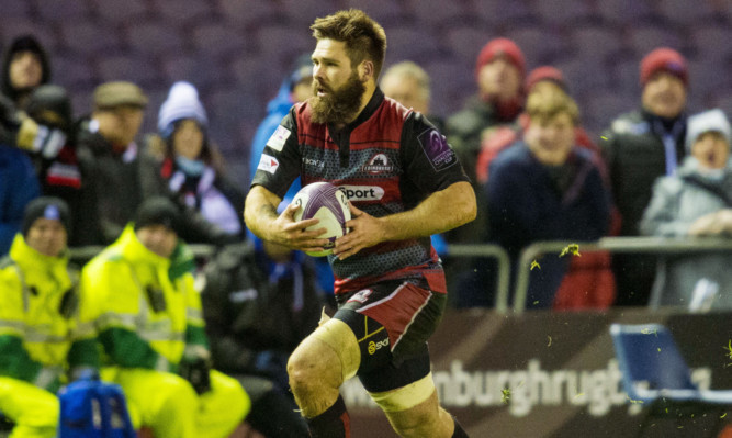 "Cornell Du Preez has made an ""immense"" contribution in 50 games with Edinburgh."