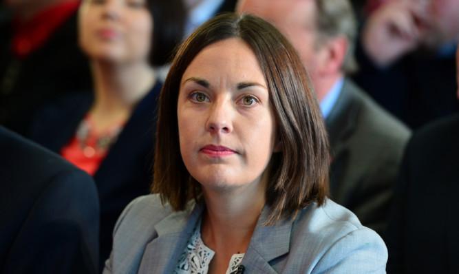 Kezia Dugdale says the SNP budget of Nicola Sturgeon will make things worse.