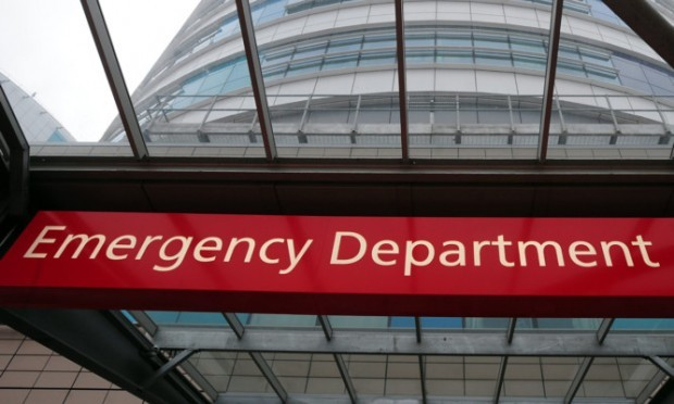 Breaches of a Scottish Government A&E target have trebled in Fife in four years.