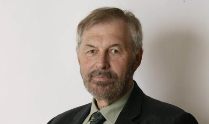 Mid Scotland and Fife MSP Dr Richard Simpson.
