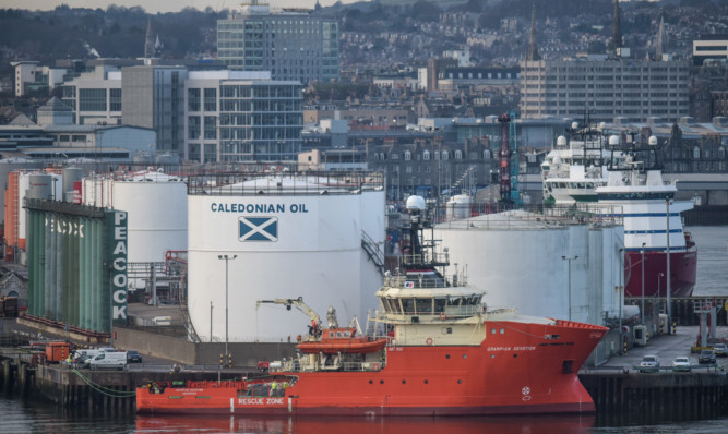 Aberdeen has been oil city up to now but for how much longer can that carry on?