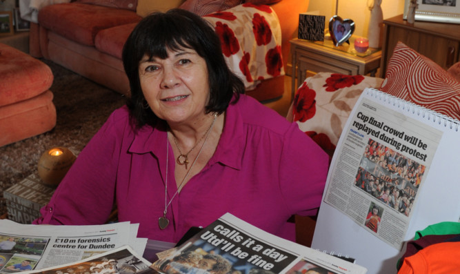 Amanda Kopel is starting to see progress for her determined campaign.