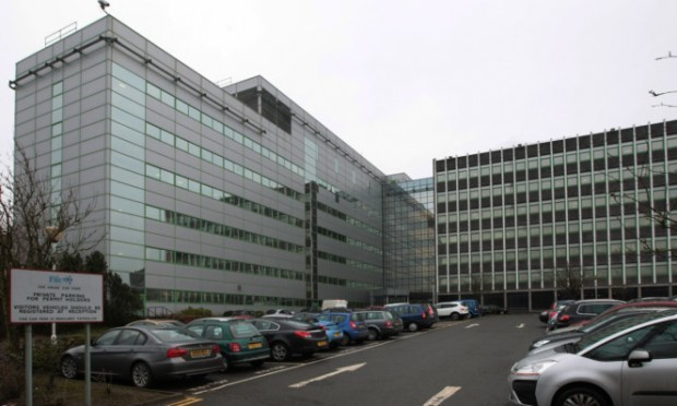 Fife Council's headquarters in Glenrothes.