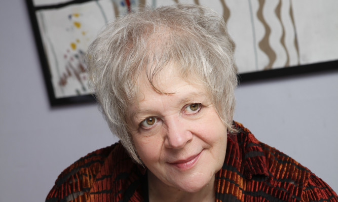 Liz Lochhead is standaing down as Scotland's Makar.