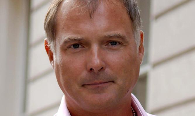 John Leslie.