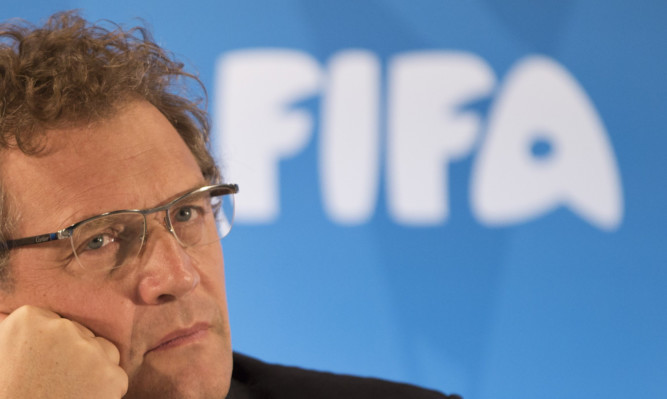 Former FIFA Secretary General Jerome Valcke has been banned for a number of offences.