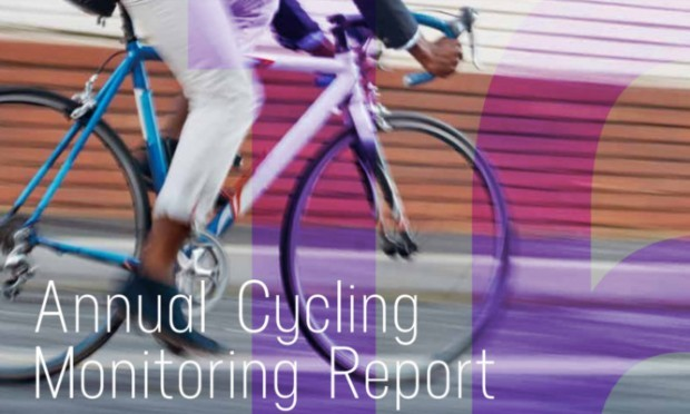 The figures are included in a new report on the state of cycling in Scotland.