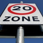 Locals welcome new 20mph speed limits