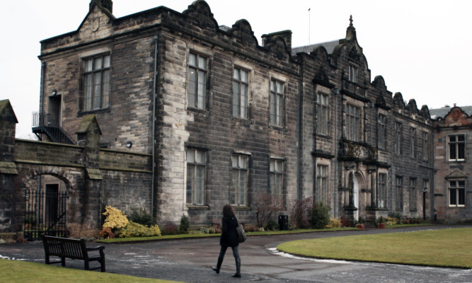 St Andrews University will share the funding with other universities across Scotland.