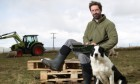 North Fife farmer turned crime author James Oswald