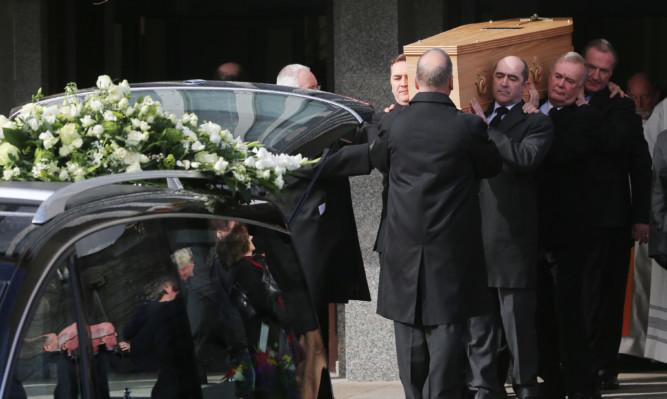The Funeral takes place of late actor Frank Kelly, best known for his role as Father Jack in the hit comedy television series Father Ted, at the Church of the Guardian Angels in Dublin's Blackrock.