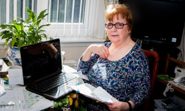 Heartbroken Sylvia Bentley wants to warn others of the dangers of clever con artists.