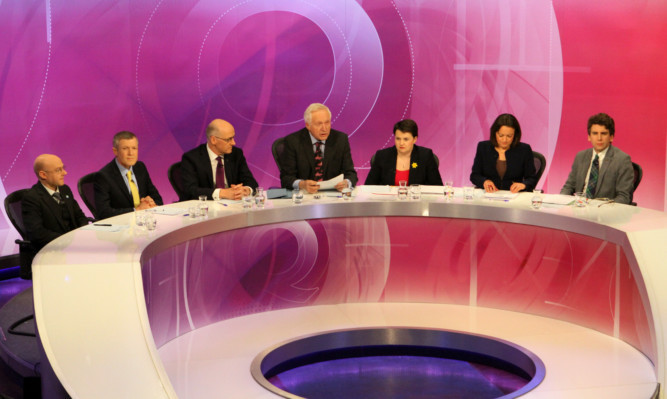 There has been a strong reaction to this week's Question Time in Dundee.