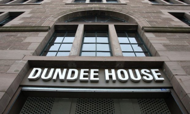 Kris Miller, Courier, 01/10/12. Picture today shows building exterior of Dundee House, headquarters of Dundee City Council for files.
