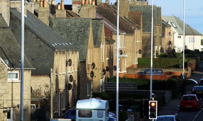 more HMOs have appeared in areas such as Lamond Drive.