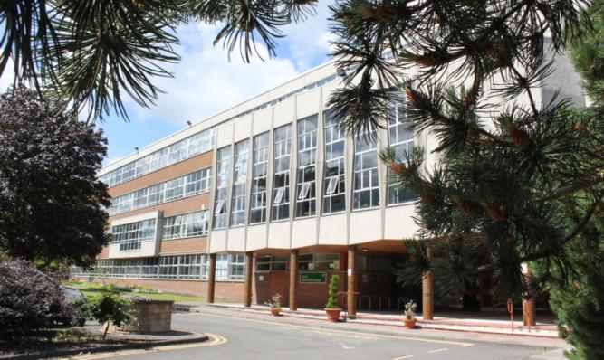 The Scottish Rural Universitys Colleges Elmwood campus in Cupar.