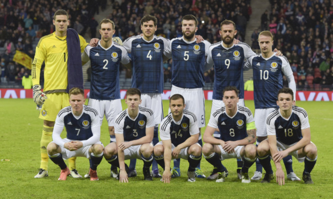 The Scotland team that faced Denmark at Hampden on Tuesday gave boss Gordon Strachan much to think about.