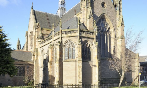 St Ninians Cathedral on Atholl Street in Perth is in urgent need of restoration.