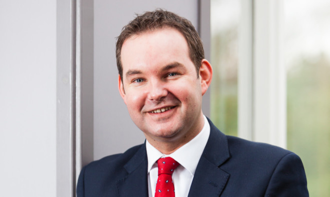 Richard Ellison of Doubletree by Hilton Dundee has been nominated as  chairman of new accommodation group DAVAA.