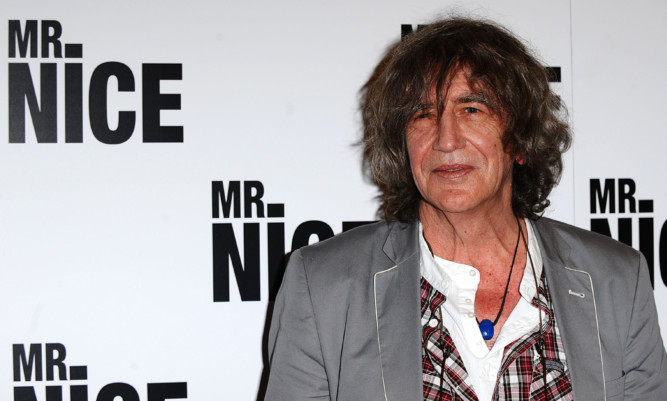 Former drugs smuggler Howard Marks has died aged 70.