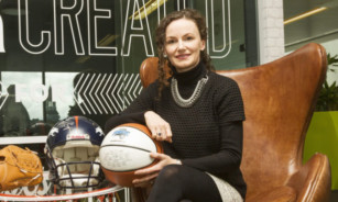FanDuel co-founder Lesley Eccles will speak at Gleneagles Hotel next Thursday.